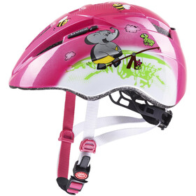 UVEX Kid 2 Casque Enfant, pink playground